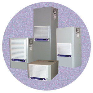 Cabinet, Air Conditioners, Enclosure, Cooling, Systems, Vortex A/C, ITW Vortec