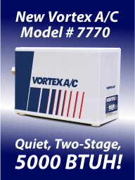 Vortex A/C, Panel Cooling System, Panel, Cabinet, Coolers, ITW Vortec