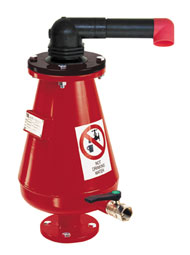 ARI D-020,Combination,Air,Valve,Sewage,Saar