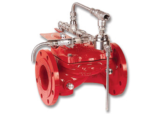 Hydraulically Controlled, On-Off, Deluge Valve, Bermad, FP 400E-5D