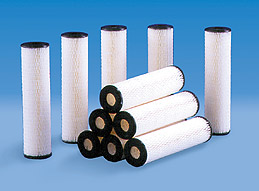 Pleated,Filter,Cartridges,Flowmatic