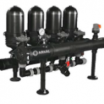 Arkal Automatic Disc Filtration