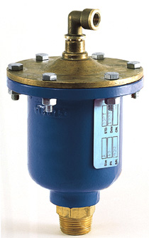 Automatic Air Valves For Water
