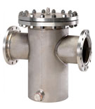 Basket Strainers, Automatic Strainers, Iron, Steel Duplex Strainers, Tee Strainers, Y Strainers